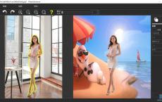 智能抠图及换背景 PhotoScissors 6.1 完美汉化版