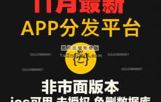 独家新版APP分发源码下载支持封装仿fir.im分发APP应用分发托管运营版